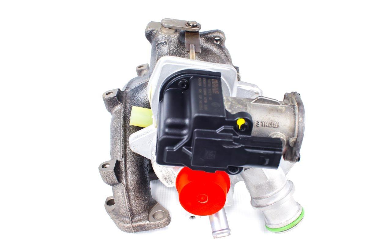 Turbo o numerze {numerglowny} po regeneracji w najwyższej jakości pracowni regeneracji turbo przed odesłaniem do kontrahenta