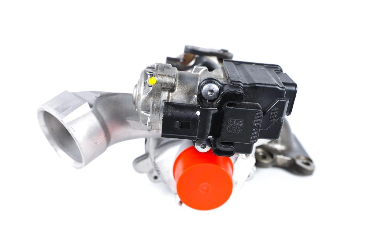 Turbo o numerze {numerglowny} po zregenerowaniu w najnowocześniejszej pracowni regeneracji turbosprężarek przed wysłaniem do warsztatu