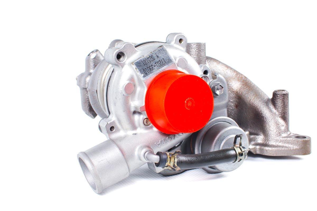 Turbosprężarka o numerze {numerglowny} po regeneracji w specjalistycznej pracowni regeneracji turbo przed wysłaniem do zamawiającej firmy