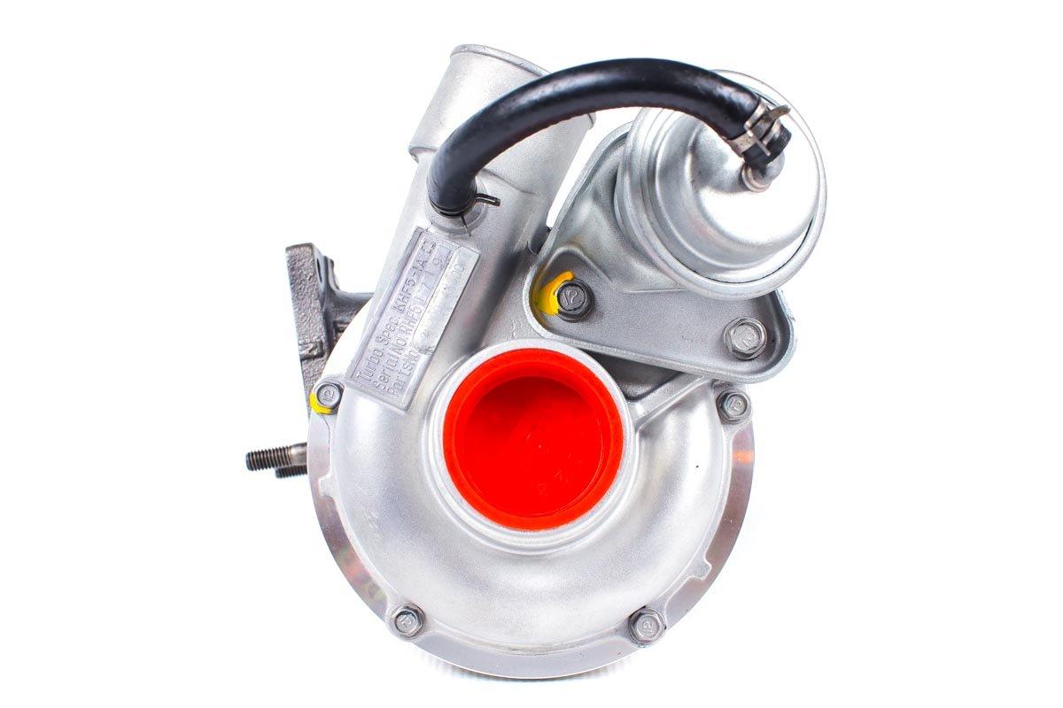 Turbosprężarka o numerze {numerglowny} po regeneracji w specjalistycznej pracowni regeneracji turbo przed nadaniem do Klienta