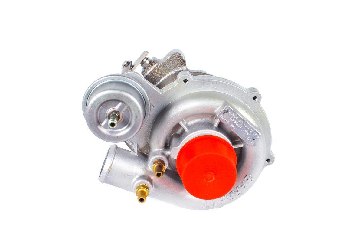 Turbo o numerze {numerglowny} po zregenerowaniu w specjalistycznej pracowni regeneracji turbosprężarek przed wysyłką do kontrahenta