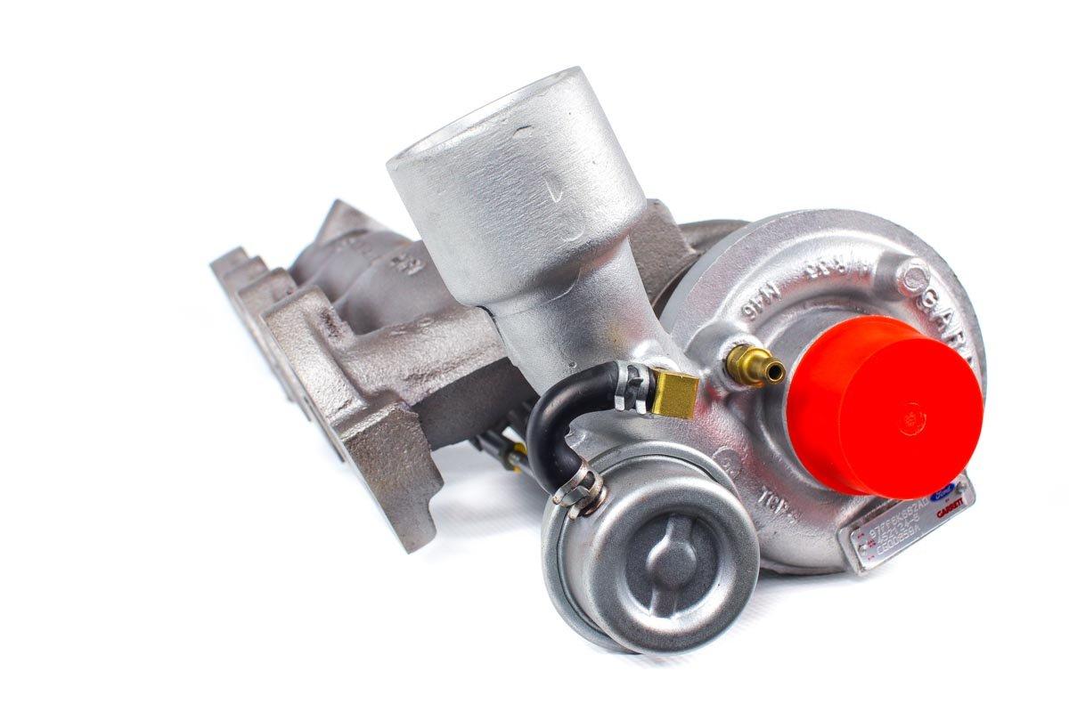 Turbosprężarka z numerem {numerglowny} po regeneracji w najwyższej jakości pracowni przed wysłaniem do Klienta