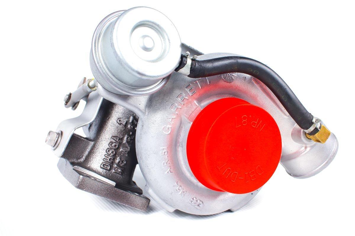 Turbosprężarka z numerem {numerglowny} po regeneracji w najwyższej jakości pracowni przed wysłaniem do zamawiającego