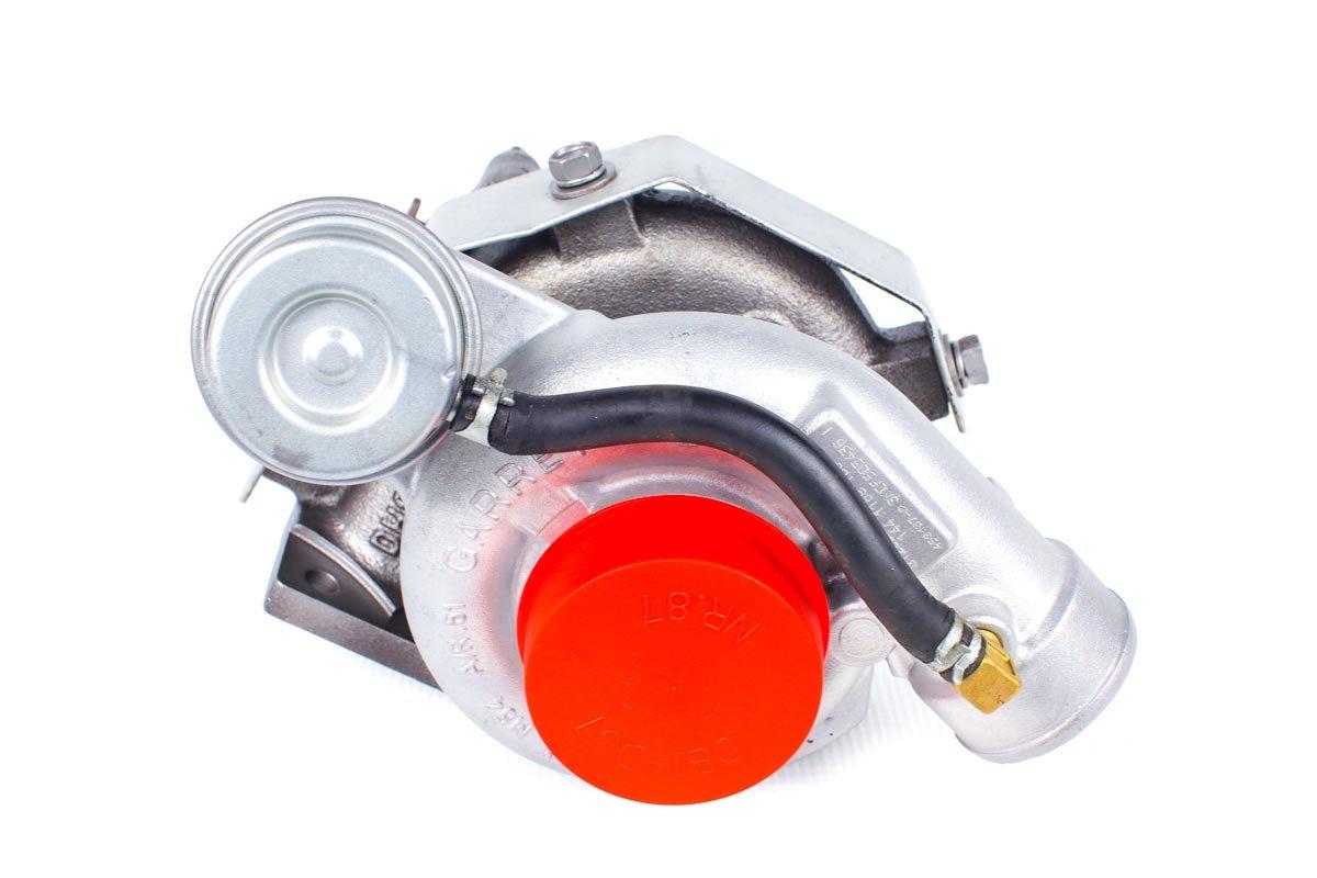Turbo o numerze {numerglowny} po zregenerowaniu w specjalistycznej pracowni regeneracji turbosprężarek przed wysłaniem do zamawiającego