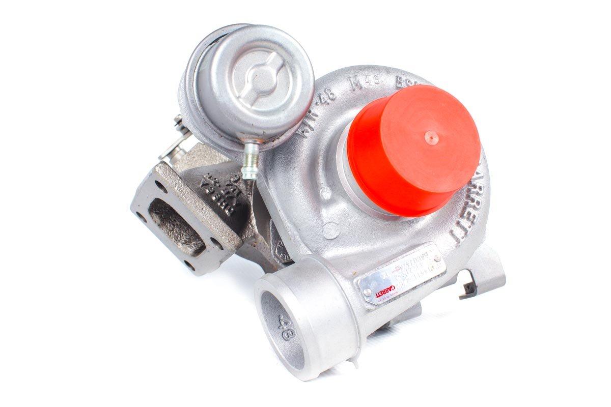 Turbosprężarka z numerem {numerglowny} po regeneracji w najwyższej jakości pracowni przed nadaniem do warsztatu