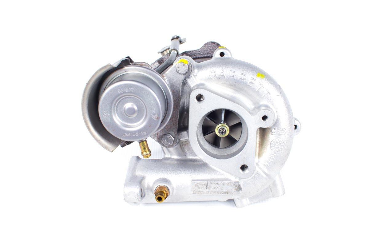 Turbosprężarka o numerze {numerglowny} po regeneracji w profesjonalnej pracowni przed wysyłką do warsztatu samochodowego
