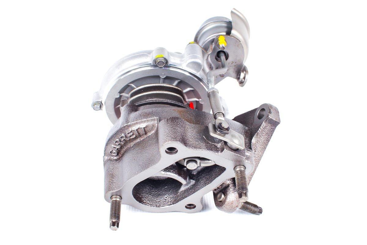 Turbina numer {numerglowny} po zregenerowaniu w najnowocześniejszej pracowni regeneracji turbosprężarek przed wysyłką do warsztatu samochodowego