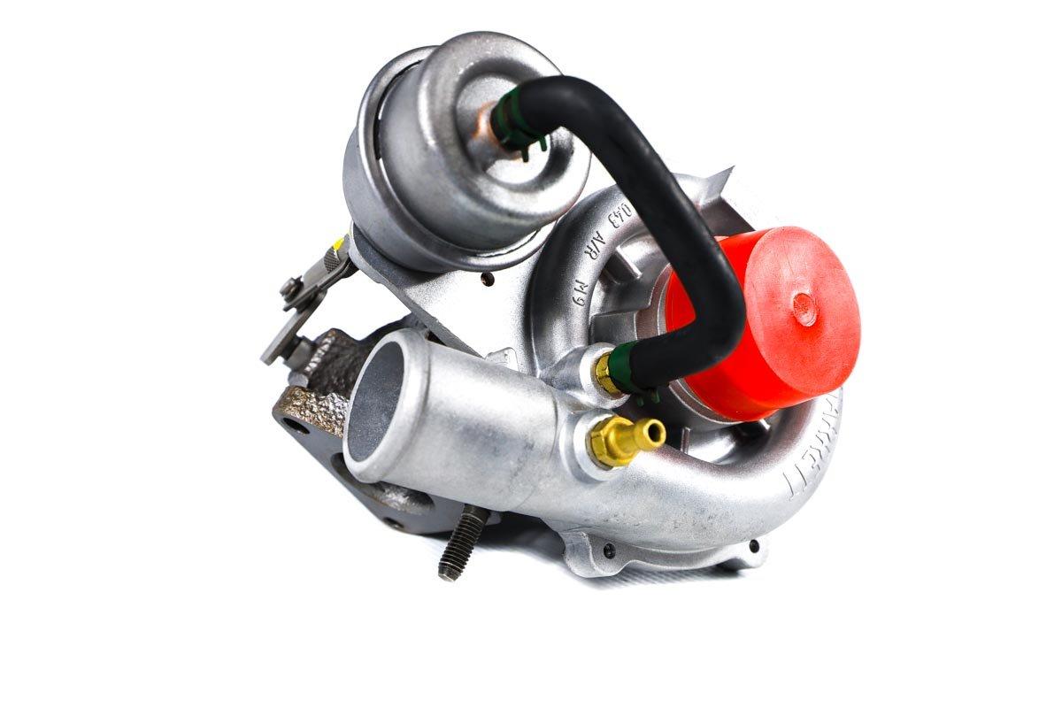 Turbina numer {numerglowny} po zregenerowaniu w najnowocześniejszej pracowni regeneracji turbosprężarek przed wysłaniem do kontrahenta