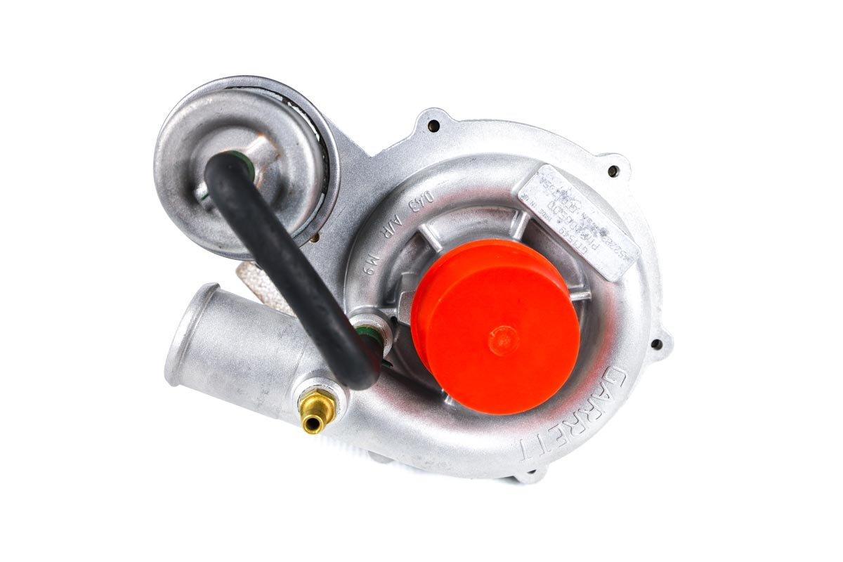 Turbo o numerze {numerglowny} po zregenerowaniu w specjalistycznej pracowni regeneracji turbosprężarek przed odesłaniem do Klienta