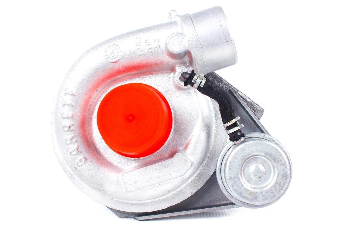 Turbosprężarka o numerze {numerglowny} po regeneracji w profesjonalnej pracowni regeneracji turbosprężarek przed wysyłką do zamawiającego