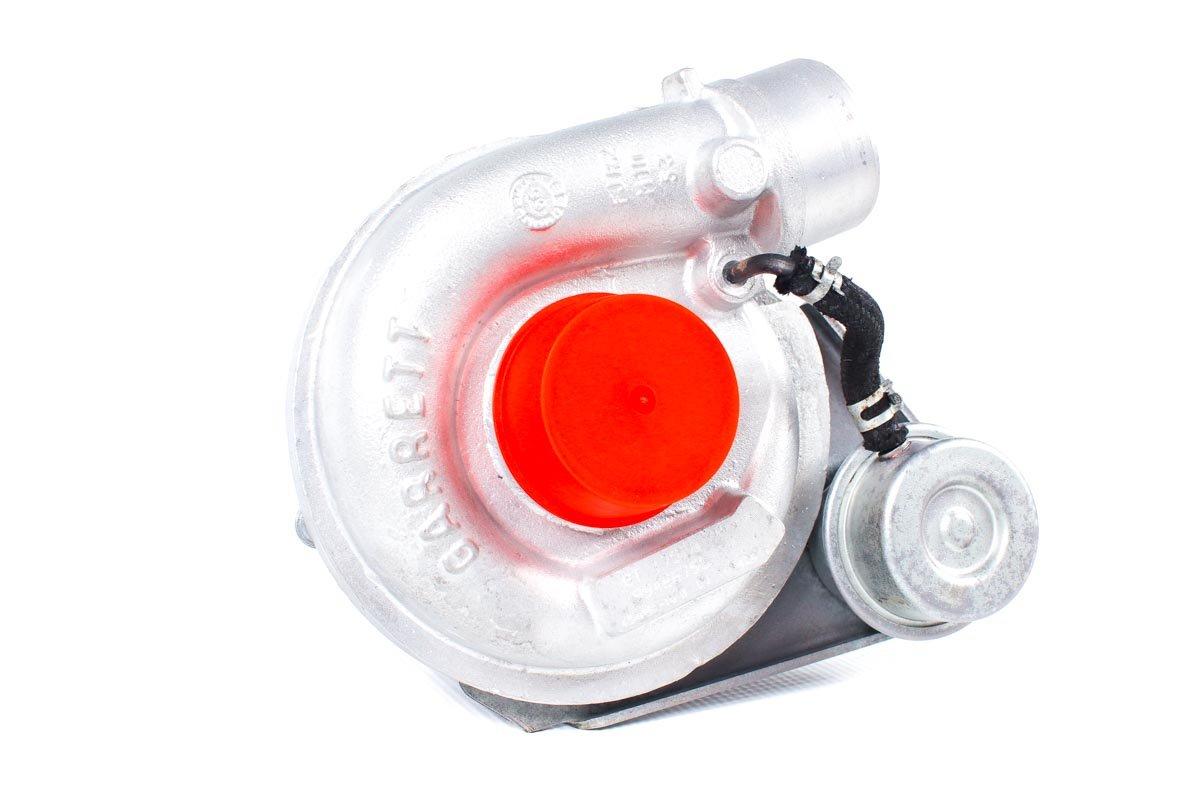 Turbosprężarka z numerem {numerglowny} po regeneracji w najwyższej jakości pracowni regeneracji turbosprężarek przed nadaniem do zamawiającego