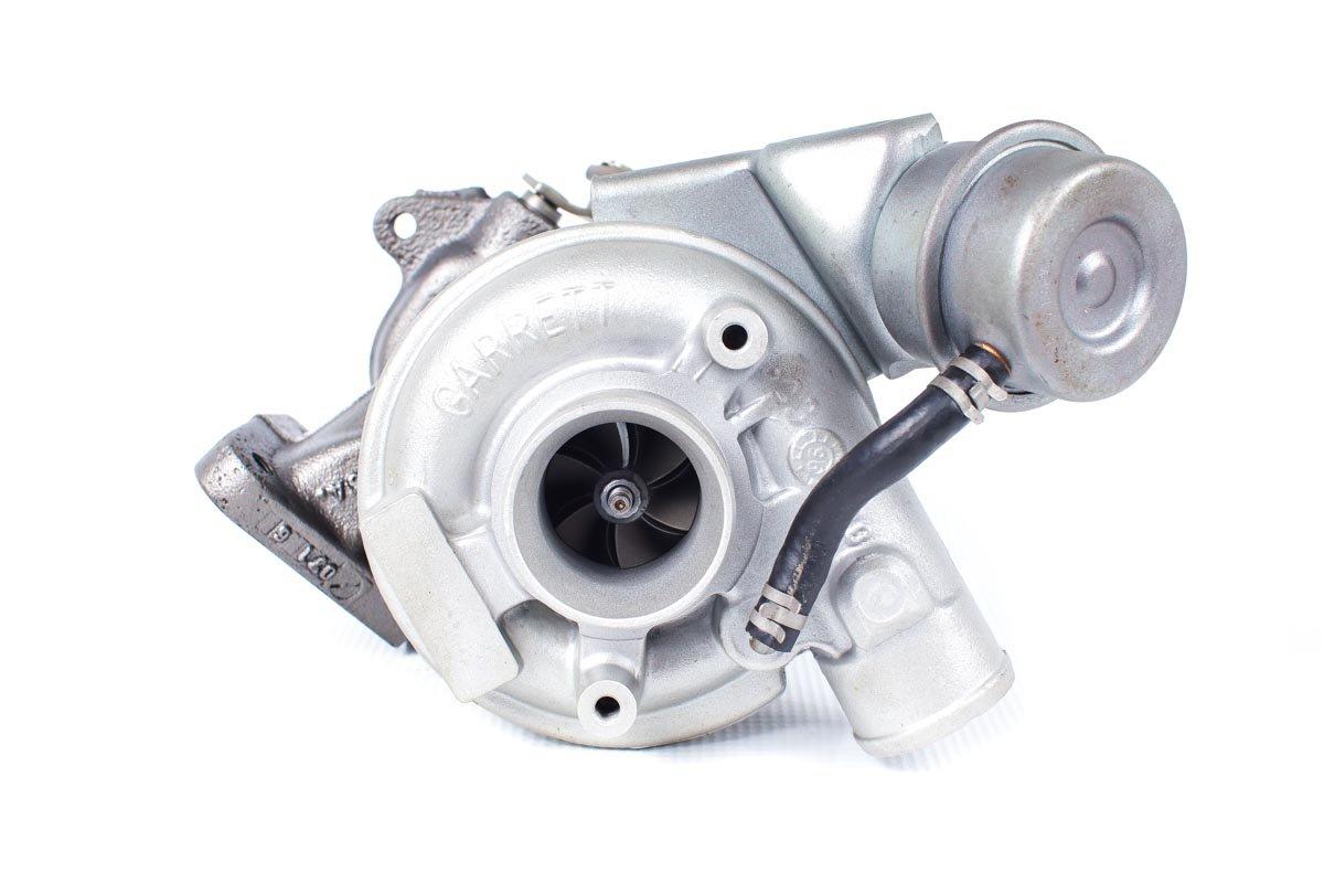 Turbosprężarka o numerze {numerglowny} po regeneracji w profesjonalnej pracowni regeneracji turbosprężarek przed wysłaniem do warsztatu samochodowego