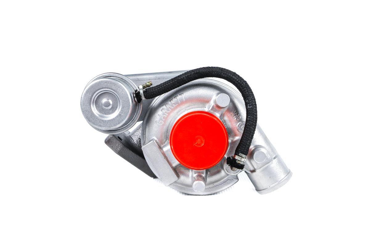 Turbosprężarka z numerem {numerglowny} po regeneracji w najnowocześniejszej pracowni regeneracji turbo przed wysłaniem do warsztatu samochodowego