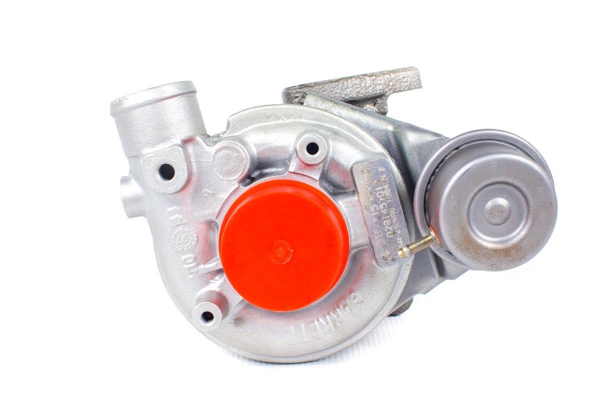Turbosprężarka o numerze {numerglowny} po regeneracji w profesjonalnej pracowni regeneracji turbo przed wysyłką do warsztatu