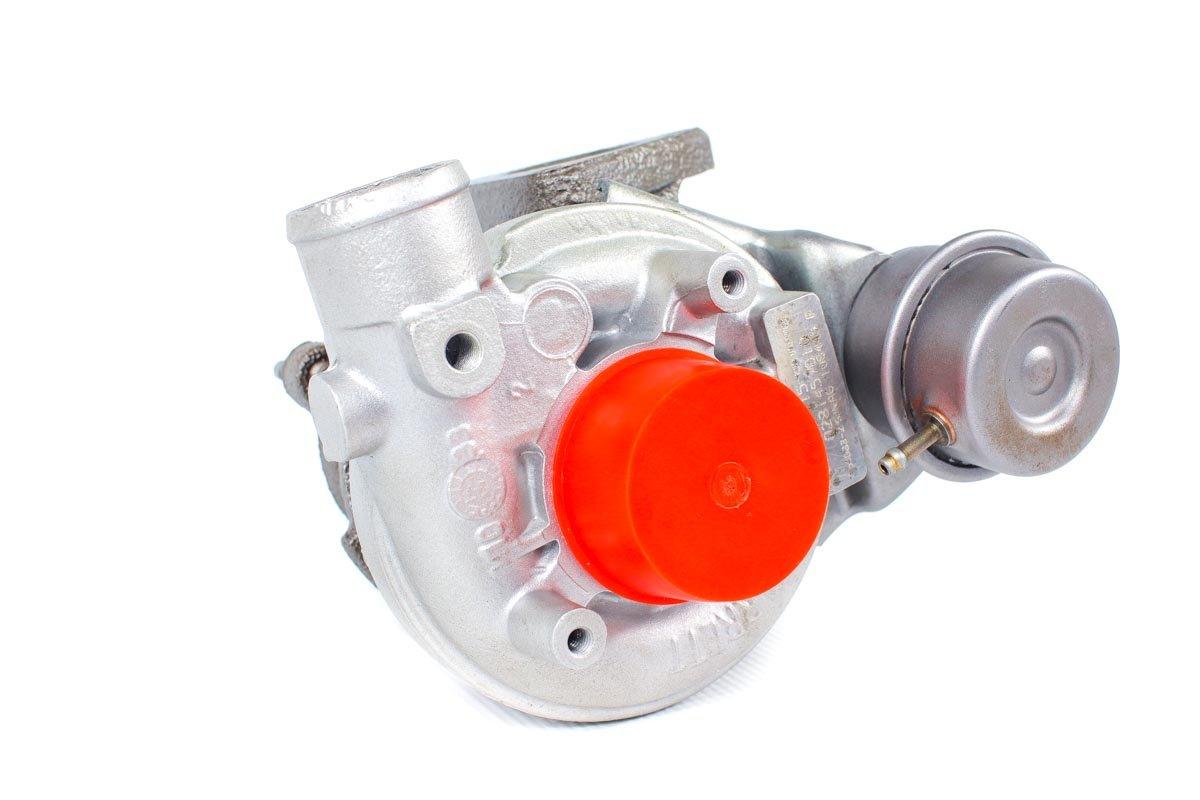 Turbosprężarka z numerem {numerglowny} po regeneracji w najwyższej jakości pracowni regeneracji turbo przed nadaniem do warsztatu