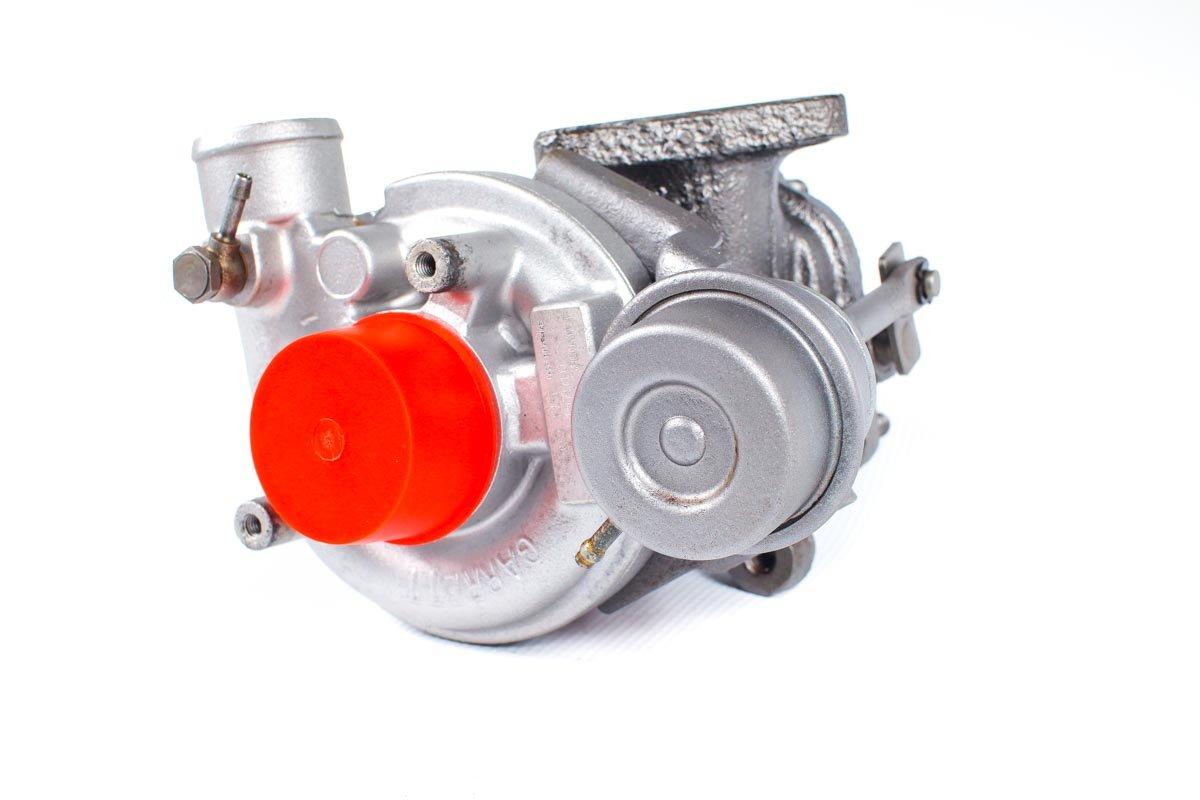 Turbosprężarka o numerze {numerglowny} po przeprowadzeniu regeneracji w profesjonalnej pracowni regeneracji turbin przed odesłaniem do warsztatu samochodowego