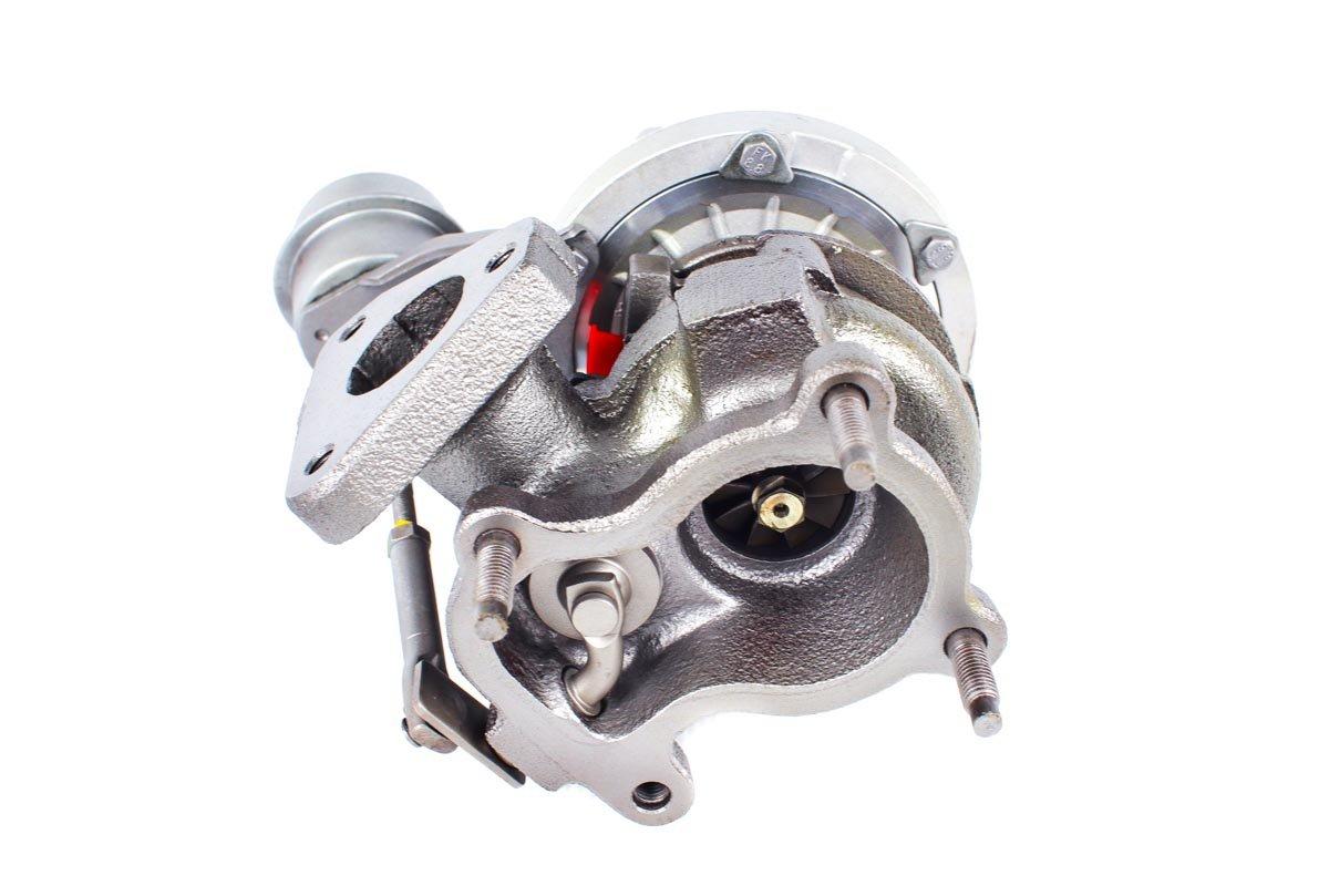 Turbosprężarka z numerem {numerglowny} po zregenerowaniu w najnowocześniejszej pracowni regeneracji turbosprężarek przed nadaniem do Klienta