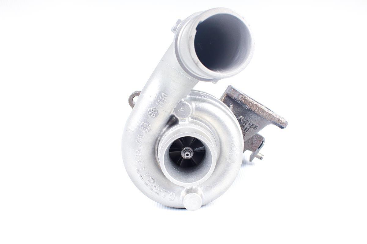 Turbosprężarka o numerze {numerglowny} po regeneracji w najwyższej jakości pracowni regeneracji turbin przed wysyłką do warsztatu