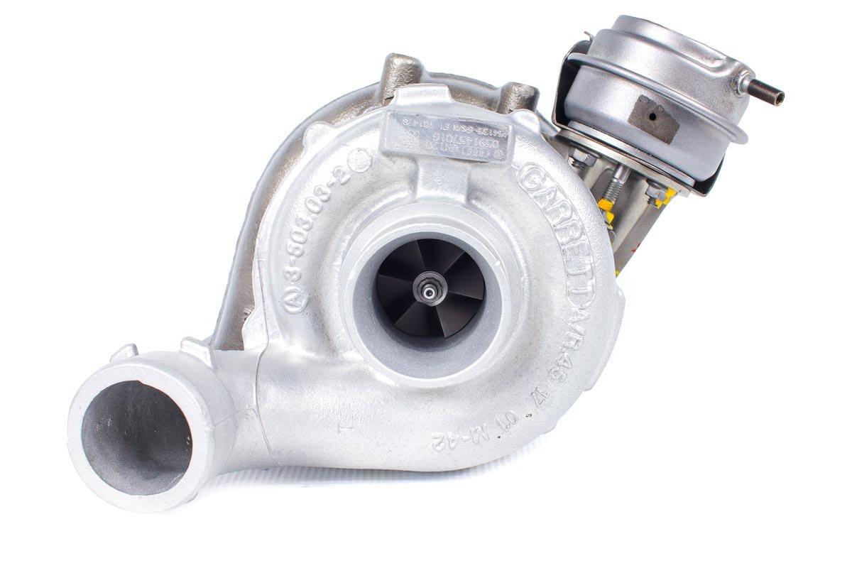 Turbosprężarka o numerze {numerglowny} po zregenerowaniu w najnowocześniejszej pracowni regeneracji turbosprężarek przed nadaniem do warsztatu samochodowego