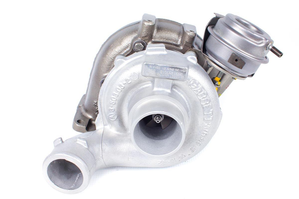 Turbo o numerze {numerglowny} po zregenerowaniu w najwyższej jakości pracowni regeneracji turbosprężarek przed wysyłką do zamawiającego