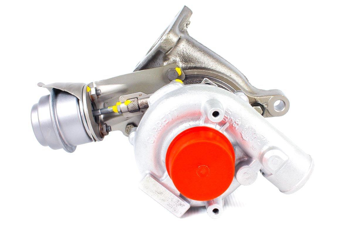 Turbosprężarka o numerze {numerglowny} po zregenerowaniu w specjalistycznej pracowni przed nadaniem do Klienta