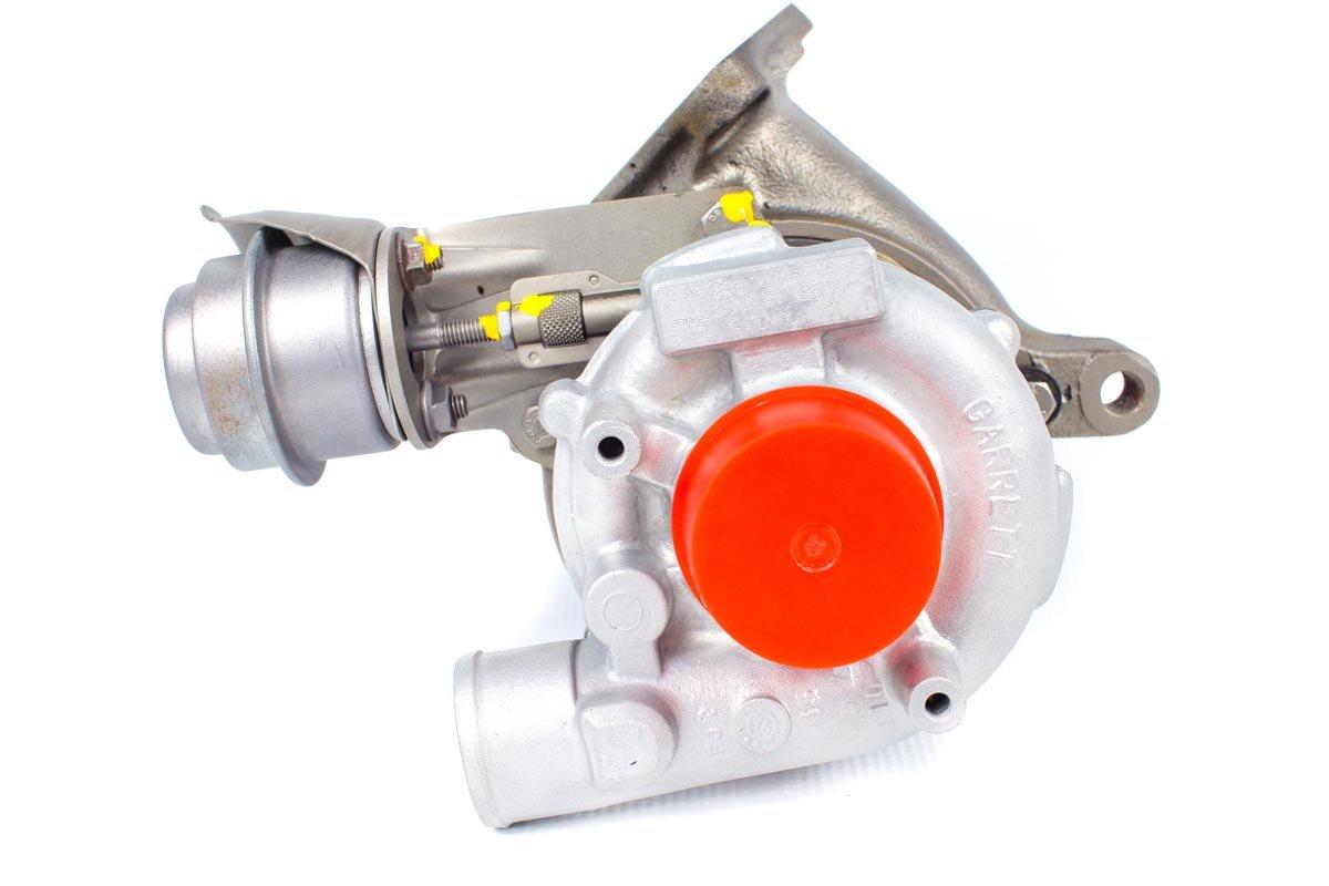 Turbosprężarka o numerze {numerglowny} po zregenerowaniu w specjalistycznej pracowni regeneracji turbo przed wysyłką do zamawiającej firmy