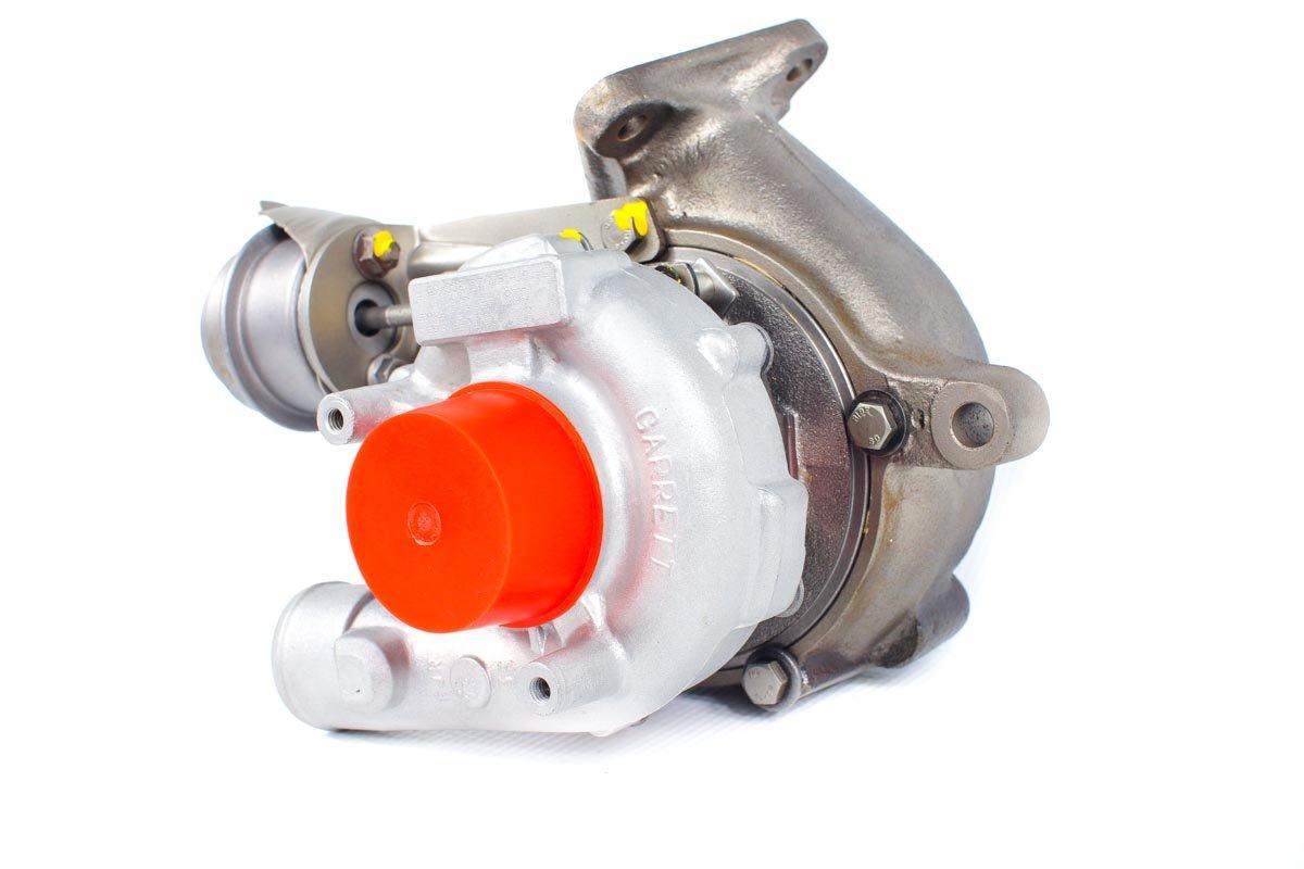 Turbina numer {numerglowny} po zregenerowaniu w najwyższej jakości pracowni regeneracji turbo przed wysłaniem do kontrahenta