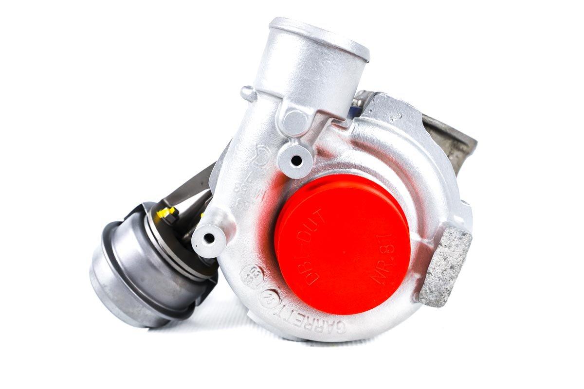 Turbosprężarka o numerze {numerglowny} po zregenerowaniu w specjalistycznej pracowni regeneracji turbo przed wysłaniem do zamawiającej firmy