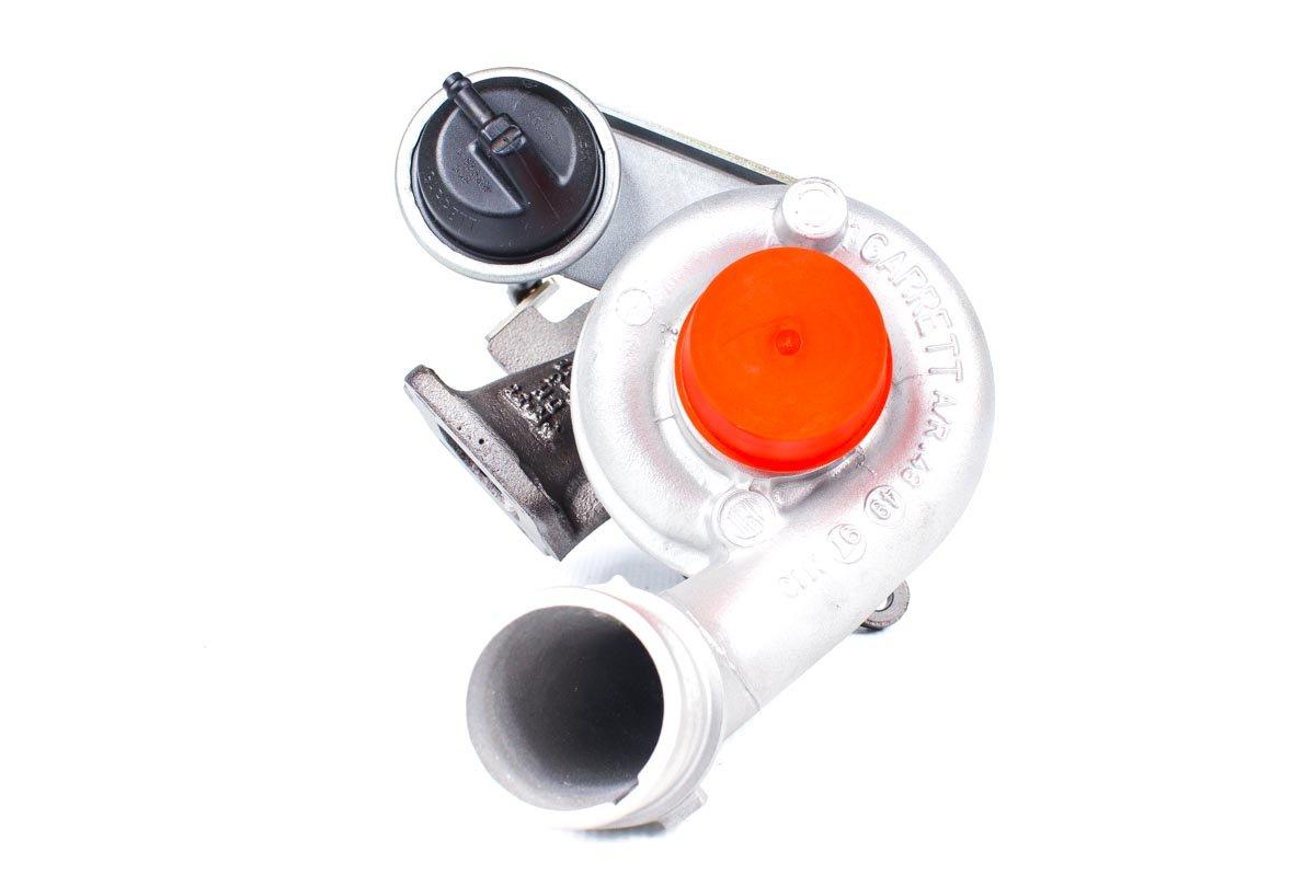 Turbosprężarka o numerze {numerglowny} po zregenerowaniu w specjalistycznej pracowni regeneracji turbo przed odesłaniem do warsztatu samochodowego