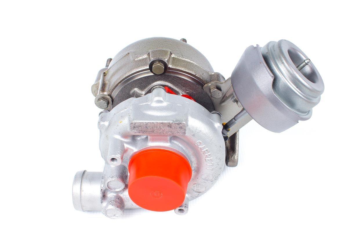 Turbo o numerze {numerglowny} po przeprowadzeniu regeneracji w specjalistycznej pracowni regeneracji turbosprężarek przed nadaniem do kontrahenta