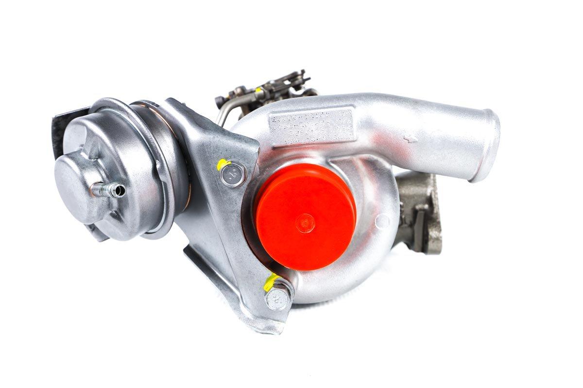 Turbosprężarka o numerze {numerglowny} po zregenerowaniu w najwyższej jakości pracowni przed odesłaniem do zamawiającej firmy