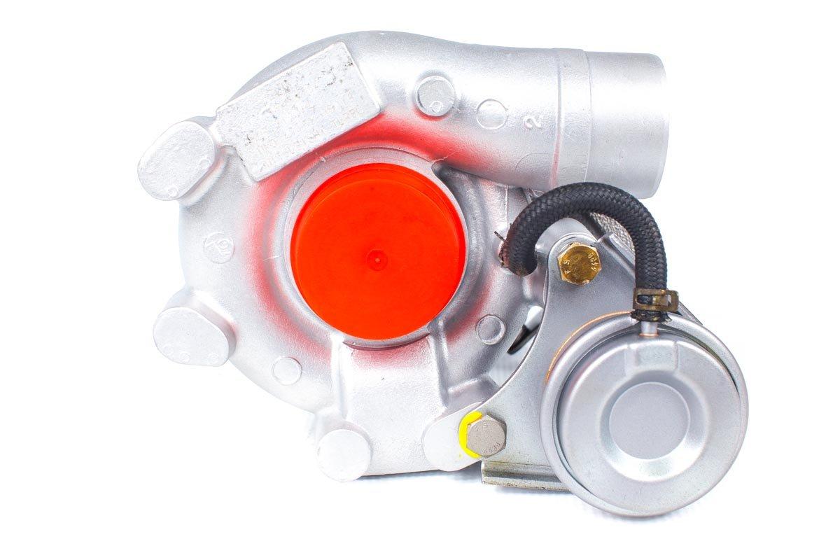Turbosprężarka o numerze {numerglowny} po zregenerowaniu w najwyższej jakości pracowni regeneracji turbosprężarek przed wysyłką do warsztatu samochodowego