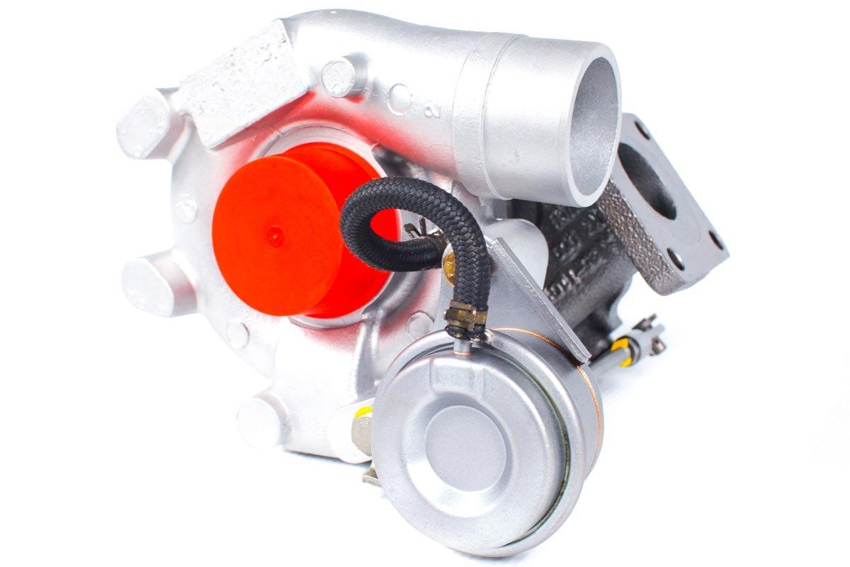 Turbina numer {numerglowny} po przeprowadzeniu regeneracji w specjalistycznej pracowni regeneracji turbo przed wysyłką do warsztatu samochodowego