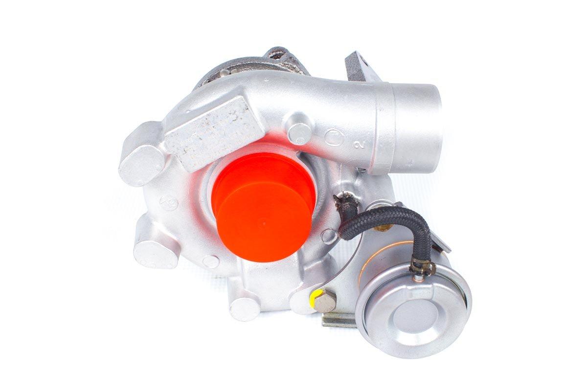 Turbo o numerze {numerglowny} po przeprowadzeniu regeneracji w profesjonalnej pracowni regeneracji turbo przed nadaniem do warsztatu samochodowego