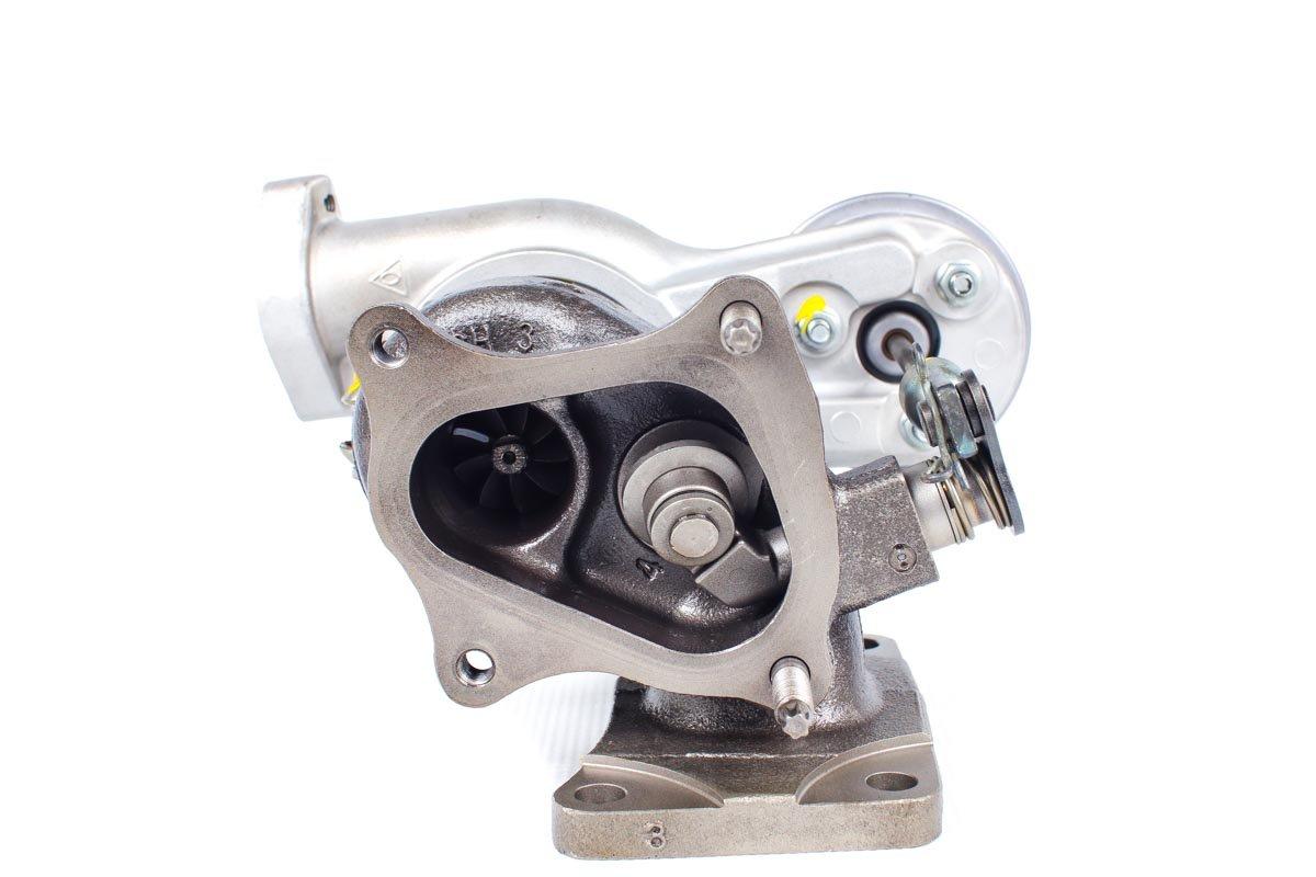Turbo z numerem {numerglowny} po przywróceniu do pełnej sprawności w najnowocześniejszej pracowni regeneracji turbosprężarek przed wysyłką do zamawiającego