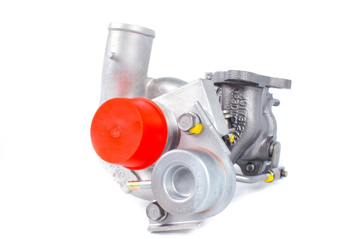 Turbina numer {numerglowny} po przeprowadzeniu regeneracji w profesjonalnej pracowni regeneracji turbosprężarek przed wysyłką do warsztatu samochodowego