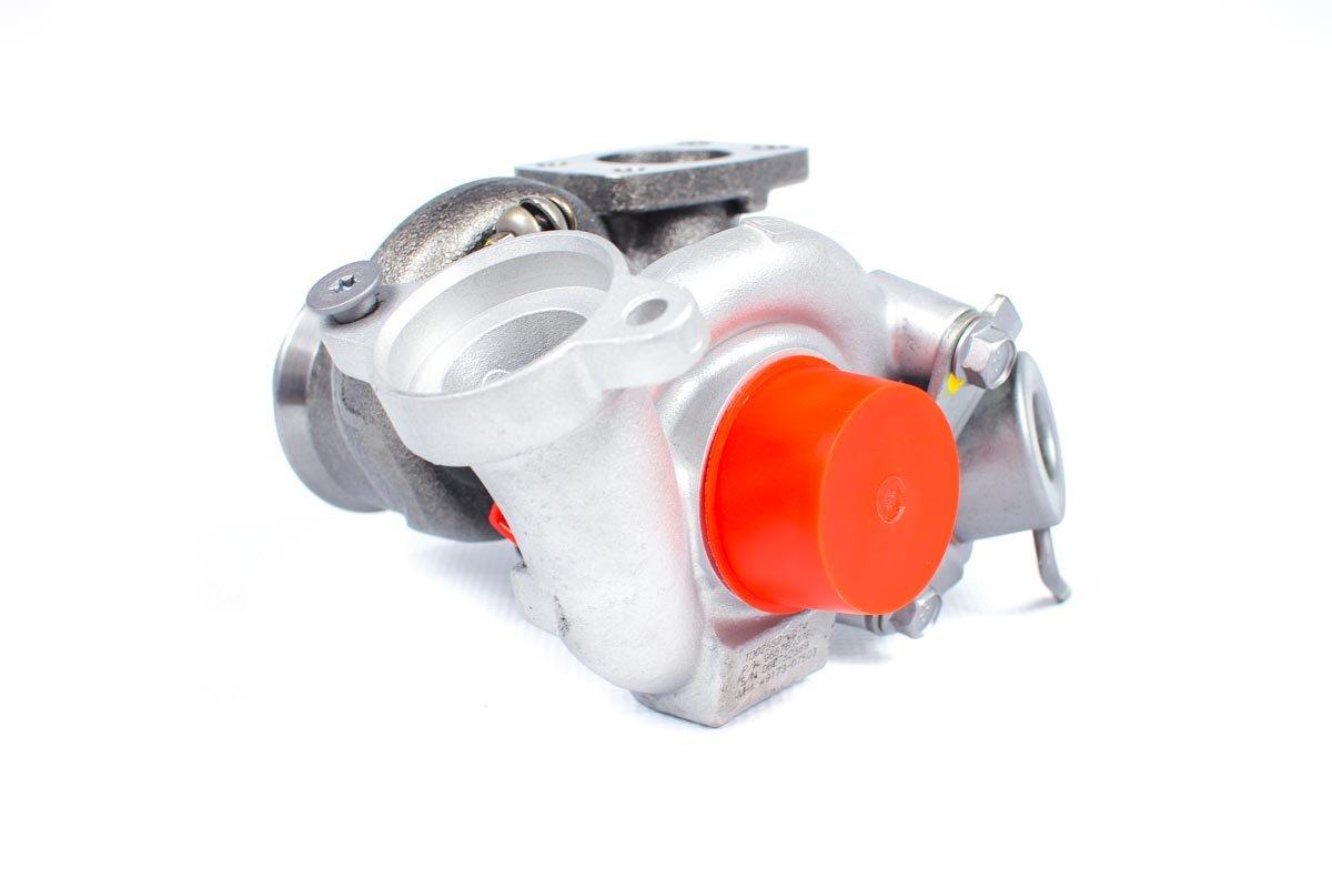 Turbo o numerze {numerglowny} po przeprowadzeniu regeneracji w najwyższej jakości pracowni regeneracji turbosprężarek przed wysyłką do warsztatu