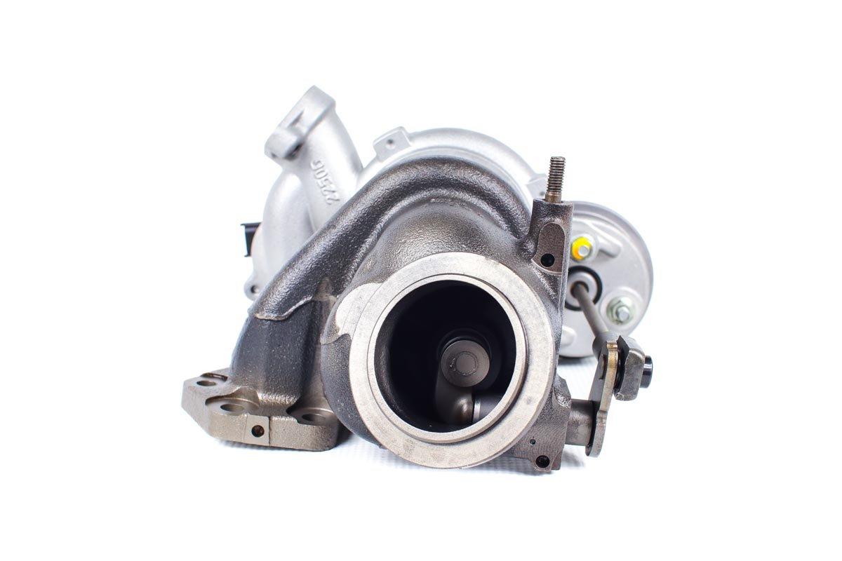 Turbosprężarka o numerze {numerglowny} po przeprowadzeniu regeneracji w najnowocześniejszej pracowni regeneracji turbo przed wysyłką do zamawiającego