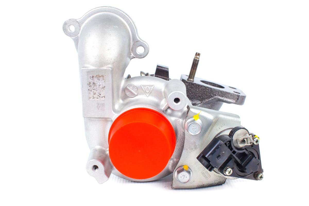 Turbosprężarka o numerze {numerglowny} po przeprowadzeniu regeneracji w specjalistycznej pracowni regeneracji turbosprężarek przed nadaniem do warsztatu samochodowego