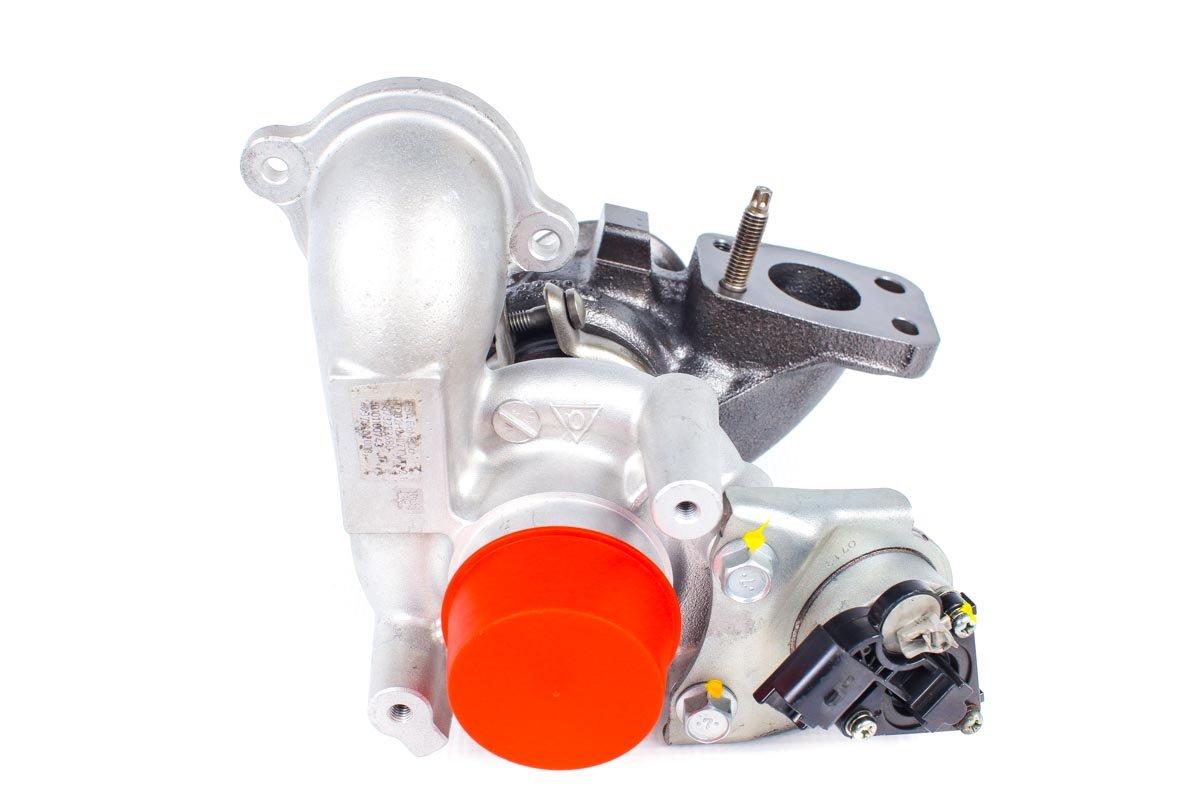 Turbo o numerze {numerglowny} po przywróceniu do pełnej sprawności w najnowocześniejszej pracowni regeneracji turbosprężarek przed odesłaniem do warsztatu samochodowego