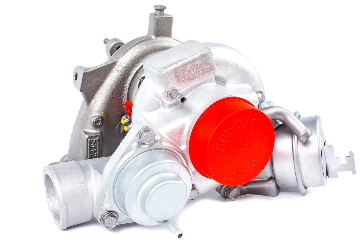 Turbosprężarka z numerem {numerglowny} po przeprowadzeniu regeneracji w profesjonalnej pracowni regeneracji turbo przed nadaniem do zamawiającego