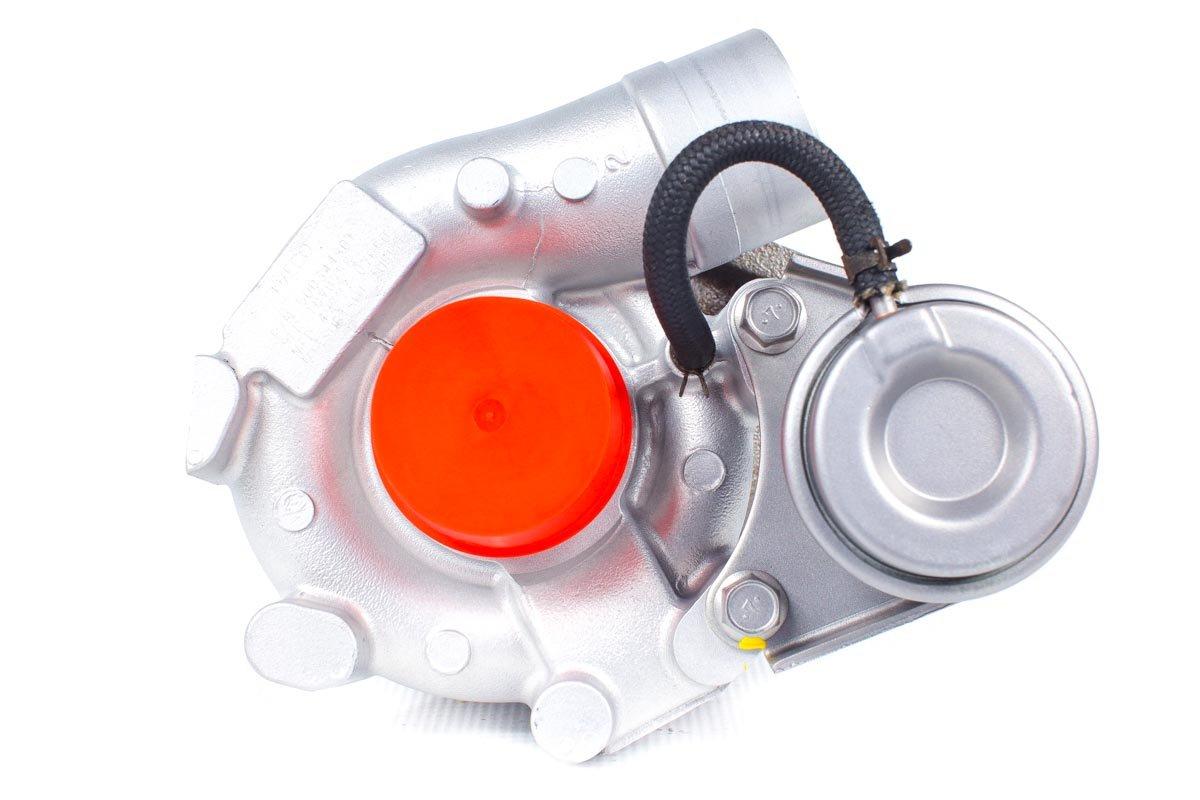 Turbosprężarka o numerze {numerglowny} po przeprowadzeniu regeneracji w specjalistycznej pracowni regeneracji turbo przed nadaniem do zamawiającej firmy