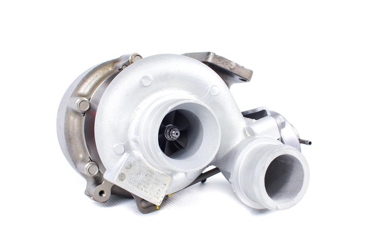 Turbosprężarka z numerem {numerglowny} po przeprowadzeniu regeneracji w najwyższej jakości pracowni przed wysyłką do zamawiającej firmy