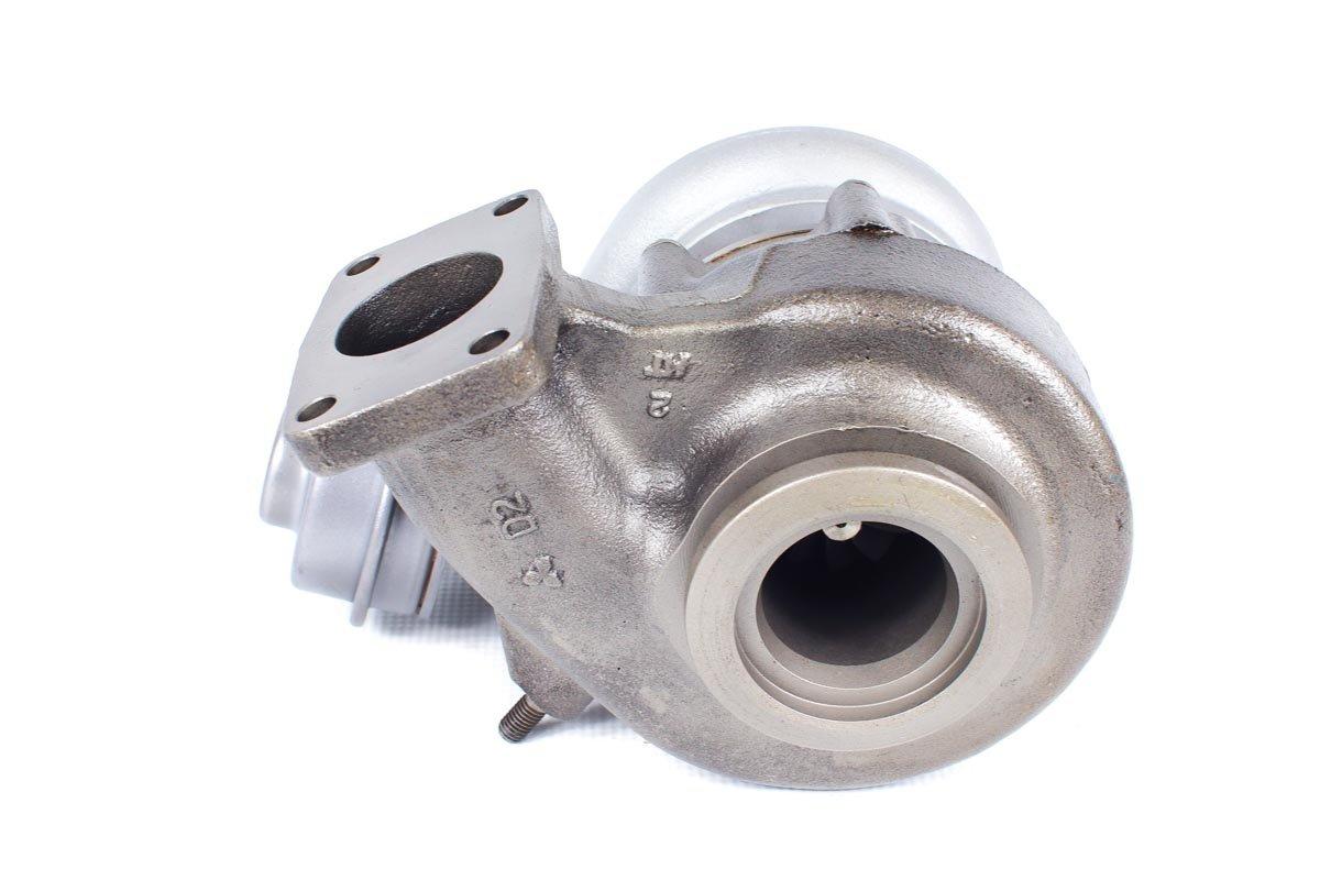 Turbo z numerem {numerglowny} po przywróceniu do pełnej sprawności w profesjonalnej pracowni regeneracji turbosprężarek przed nadaniem do zamawiającej firmy