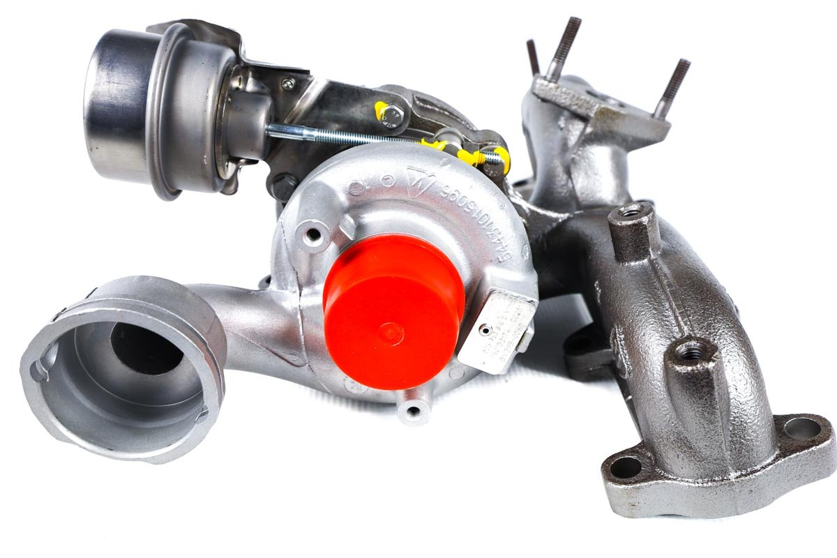 Turbo o numerze {numerglowny} po naprawie w specjalistycznej pracowni regeneracji turbosprężarek przed wysyłką do Klienta