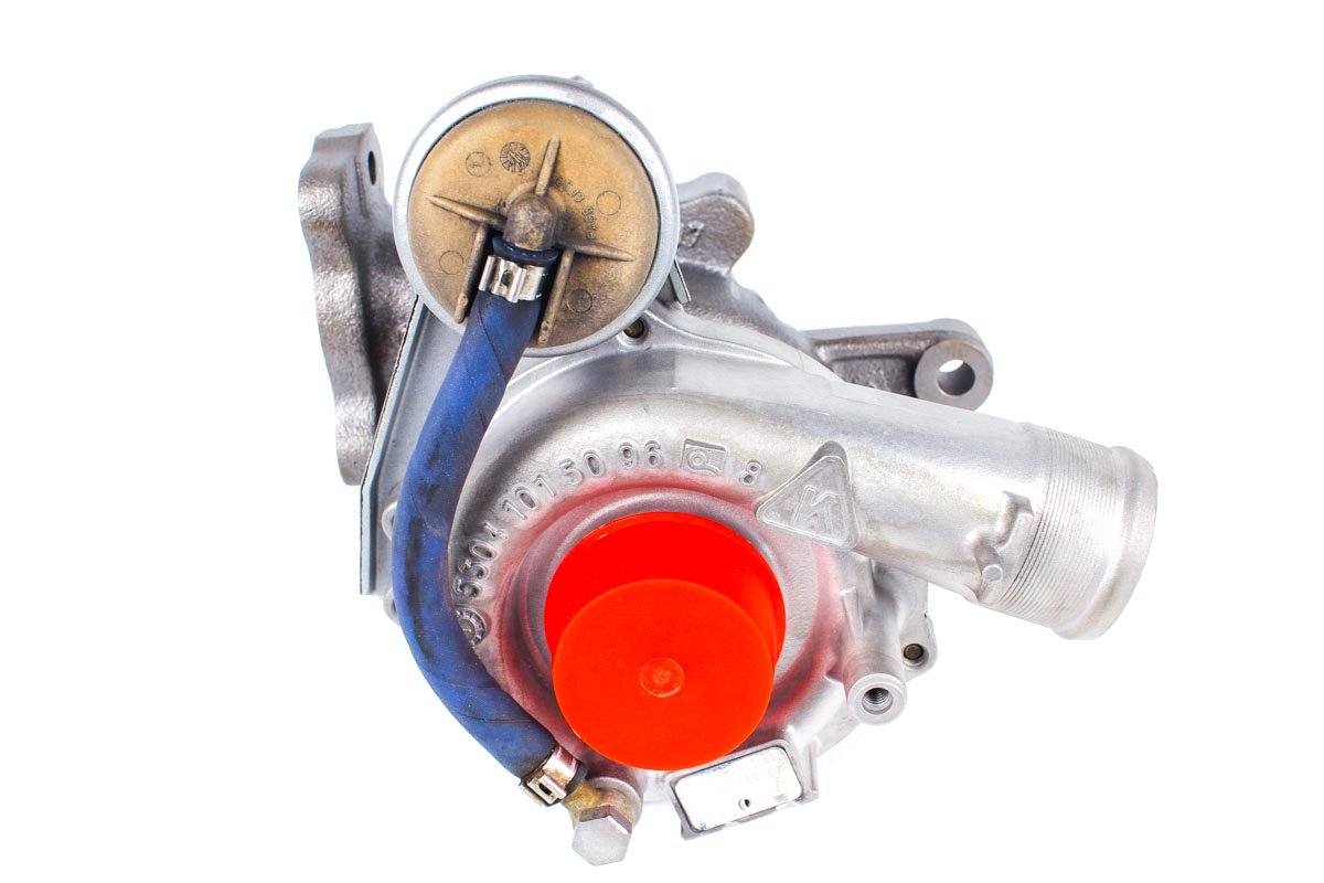 Turbo o numerze {numerglowny} po przywróceniu do pełnej sprawności w profesjonalnej pracowni regeneracji turbosprężarek przed odesłaniem do zamawiającego
