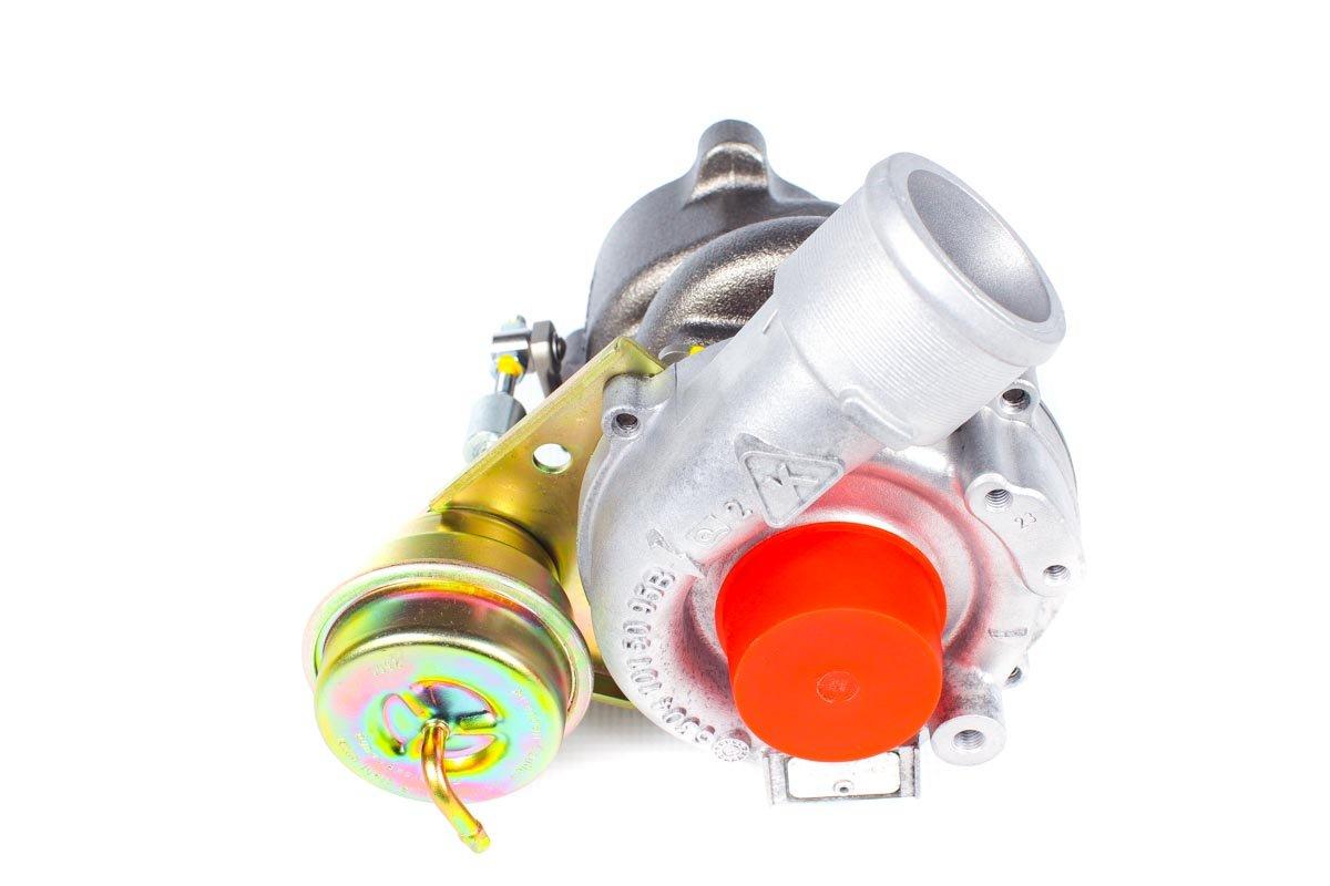 Turbo o numerze {numerglowny} po przywróceniu do pełnej sprawności w najwyższej jakości pracowni regeneracji turbosprężarek przed wysyłką do warsztatu