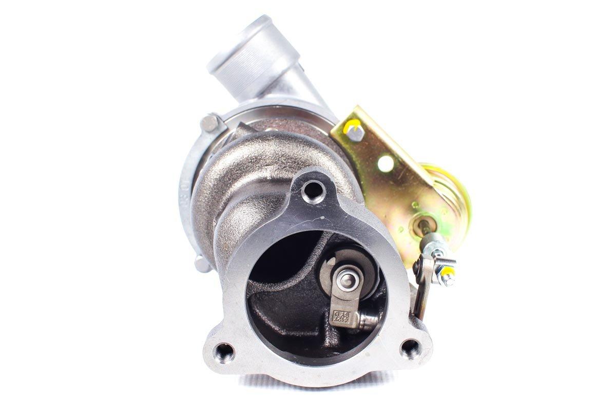 Turbo z numerem {numerglowny} po naprawie w najnowocześniejszej pracowni regeneracji turbosprężarek przed wysłaniem do kontrahenta