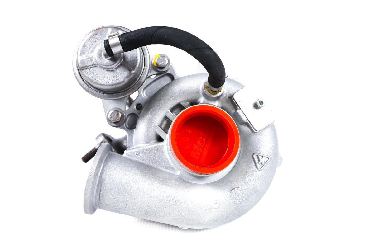 Turbosprężarka o numerze {numerglowny} po przywróceniu do pełnej sprawności w najnowocześniejszej pracowni regeneracji turbosprężarek przed odesłaniem do warsztatu