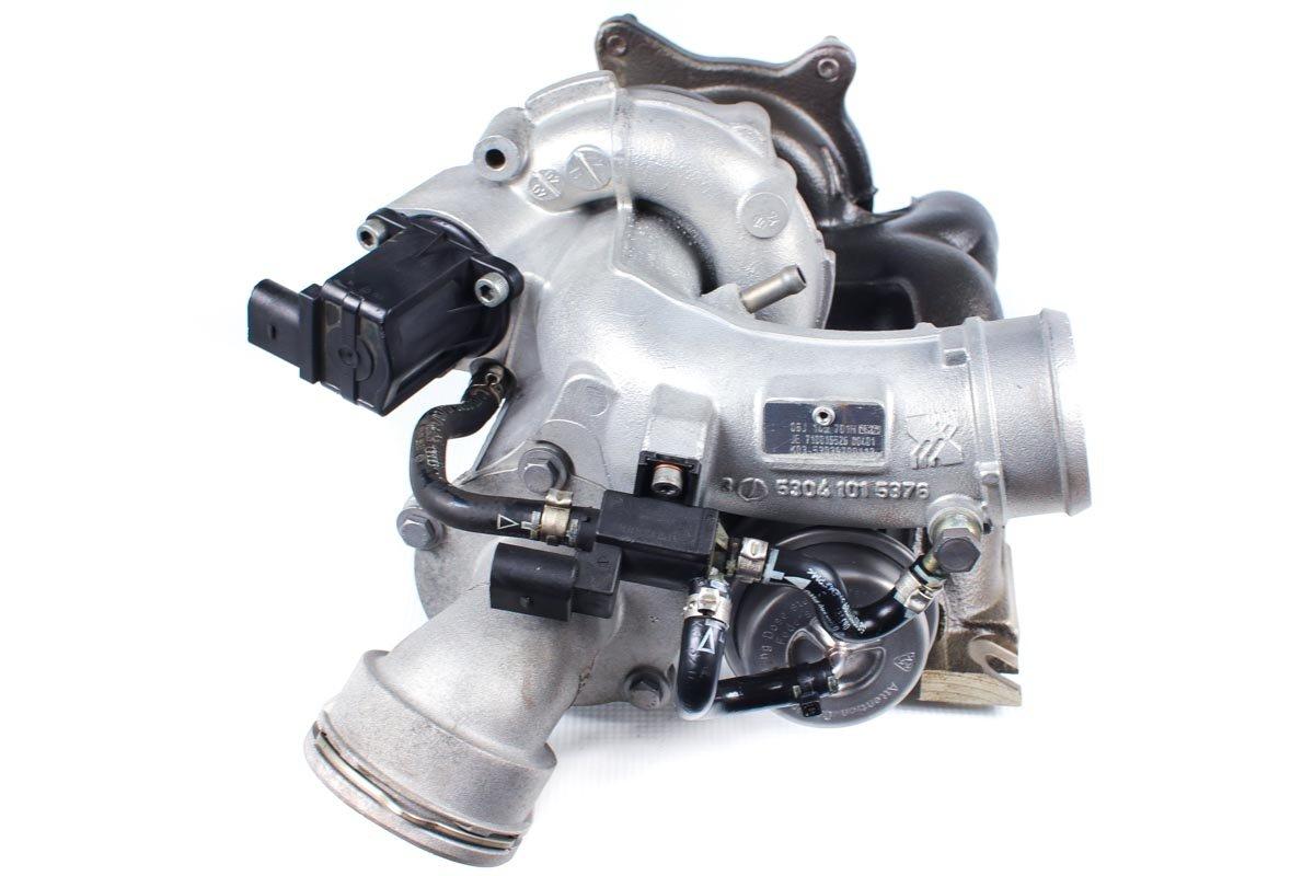 Turbo o numerze {numerglowny} po naprawie w najnowocześniejszej pracowni regeneracji turbosprężarek przed nadaniem do zamawiającej firmy